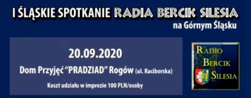Bercikowo Impreza na Slonsku 20.09.2020