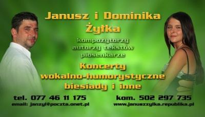 Janusz & Dominika Zyłka